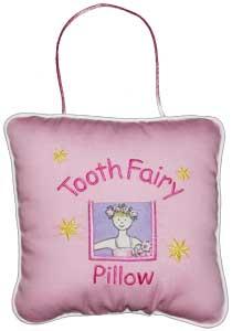 Ballerina Tooth Fairy Pillow