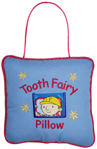 Bob the Builder Tooth Fairy Pillow