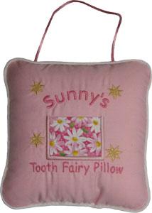 Daisy Tooth Fairy Pillow