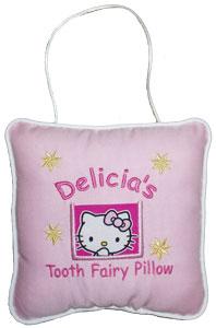Hello Kitty Tooth Fairy Pillow
