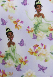 Tiana Tooth Fairy Pillow